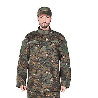 Multicam Camouflage Security Military Uniform Tactical Combat Jacket Spécial
