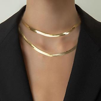 Link Chain Style Halsketten