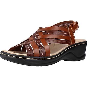 Clarks Sandals Lexi Carmen Pelle Colore Tan