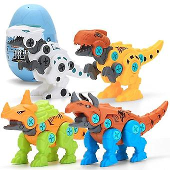 Hot Product Puzassemble The Dinosaur Diy Play (multicolor)