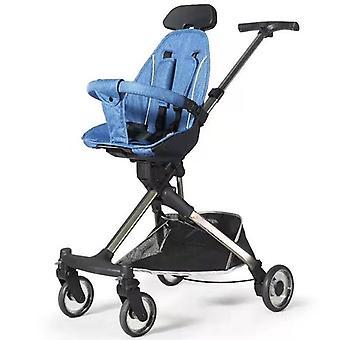 Baby Pram 3 In 1 Portable Folding Shock Baby Umbrella Stroller