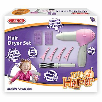 Casdon saç kurutma makinesi seti