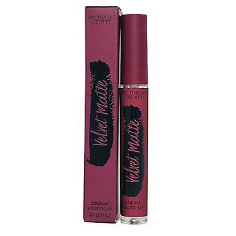 Victoria's Secret Victorias Secret Velvet Matte Cream Flydende Lip 3.1g Drama