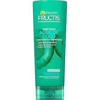 Fructis Pure revitalisant fortifiant à la noix de coco et à l'eau douce pure 300 ml