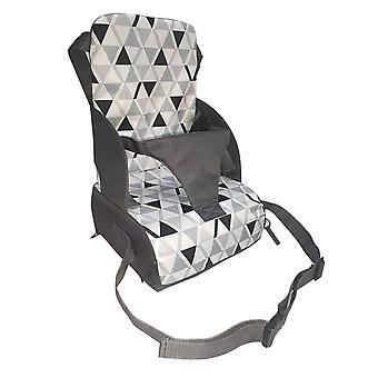 المحمولة زيادة كرسي لوحة مقعد الداعم قابل للتعديل