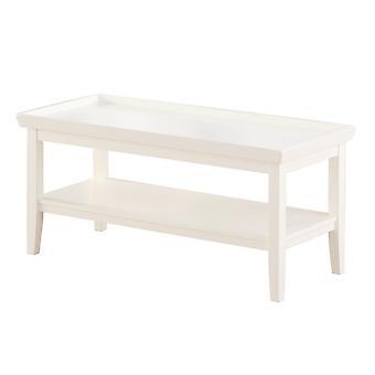 Mesa de centro de madera - V2-121