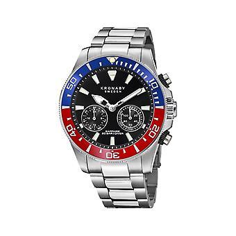 Kronaby S3778-4 Men's Hybrid Smartwatch Steel Bracelet