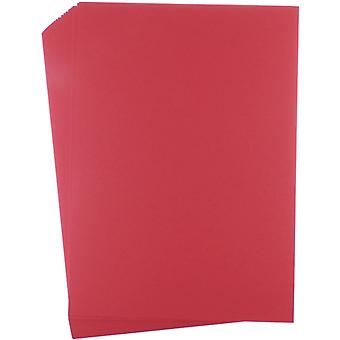Sweet Dixie Red Cardstock A4 (240 gsm) (25)