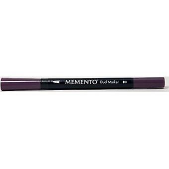 Tsukineko Memento Marker Pen - Sweet Plum