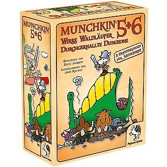 FengChun 17225G - Munchkin 5+6+6,5