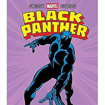 Black Panther: My Mighty Marvel First Book (A Mighty Marvel First Book) [Board book]