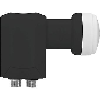 FengChun Universal-Quattro-LNB mit 40mm Feedaufnahme (Multischalterbetrieb für viele Teilnehmer,