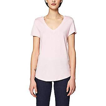ESPRIT 029ee1k003 T-Shirt, Pink (Pink 4 673), X-Small Woman