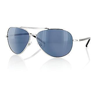 Carve Top Dog-Lunettes de soleil pour homme, polarisées, couleur brun Silver Polarised Taille unique