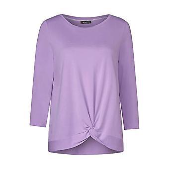 Street One 314648 T-Shirt, Crocus Lilac, 40 Woman