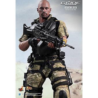 Dwayne Johnson Poseable Figure from G.I. Joe Retaliation