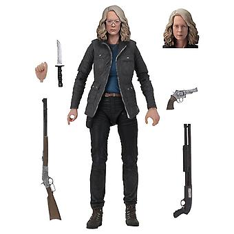 Laurie Strode Ultimate Edition POSEABLE figur fra Halloween 2018
