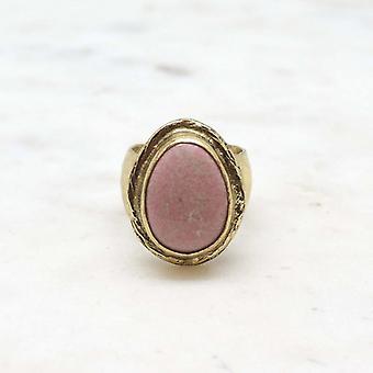 Bague Femme Niiki Paris - NCR019T - Rose - Collection Colors