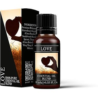 Mystic Moments Love Essential Oil Blends 10ml