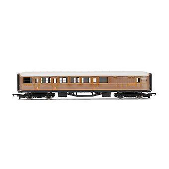 Hornby LNER jarru komposiitti linja-auto aikakausi 3 malli juna