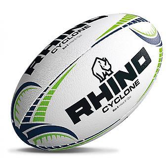 Rhino Cyclone Rugby Ball Size 4