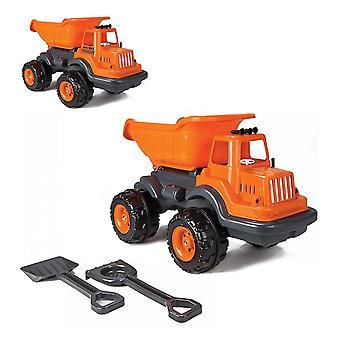 Pilsan 06607 Dump truck giocattolo, capacità di carico massima 5 kg, divertimento da 3 anni
