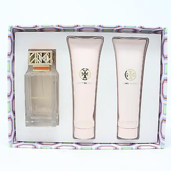 Tory Burch For Her Eau De Parfum 3 Pcs Set  / New With Box