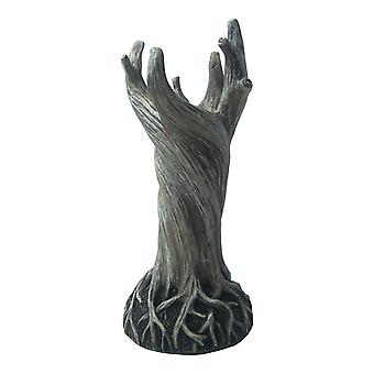 Dryad Vase Ornament Creative Tree Trunk Furnishings Resin Handmade Crafts Decoration For Home Living