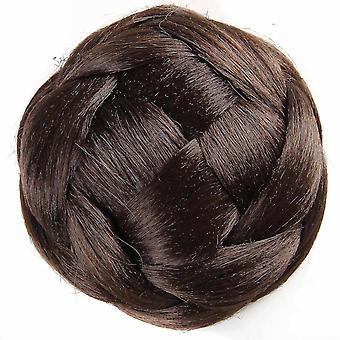 Women Hair Wig Long Ponytail Fluffy Straight