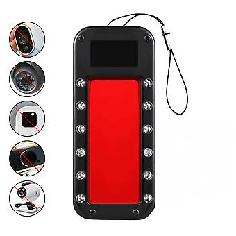 Anti Spy Camera Detector Infrared Hide Len Signal Finder Wireless Rechargeable