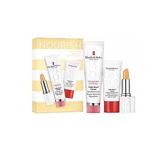 Elizabeth Arden Otte timers creme nærende Hud Essentials-Cream 50ml Lip Protectant 3,7 g, Håndbehandling 30ml