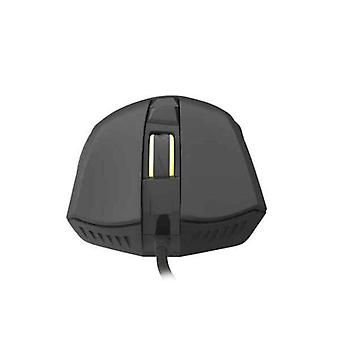 Gaming Mouse Genesis Krypton 770 RGB 12000 DPI Black