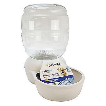 Petmate Replendish Waterer - Pearl Silver Gray - 4 Gallons