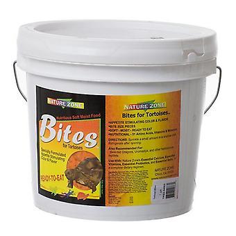 Nature Zone Nutri Bites for Tortoises - 1 Gallon (Solid)