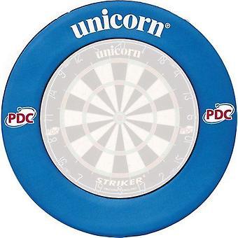 Unicorn Darts Striker Dartboard omger lätt PDC för full storlek bräda