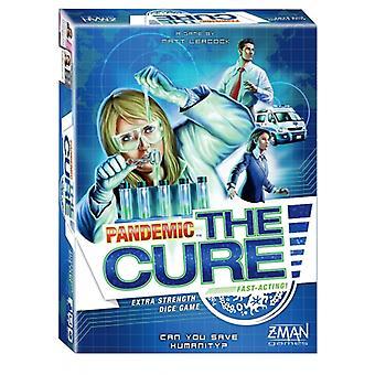 Pandemie Das Cure Brettspiel