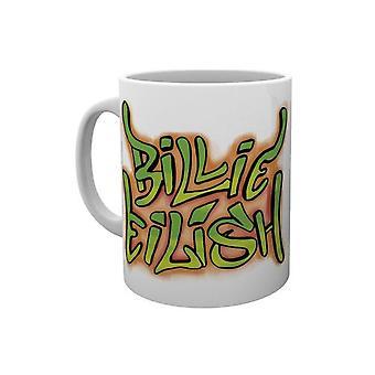Billie Eilish Graffiti Mug