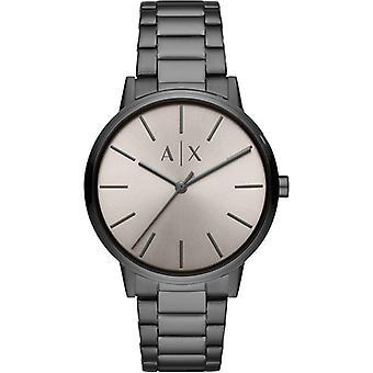 Armani Exchange Cayde Men's Grey Dial Watch AX2722