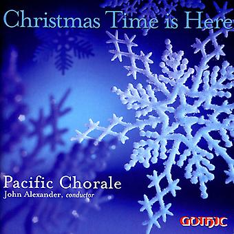 Pacific Chorale - Christmas Time Is Here [CD] USA import