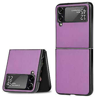 Suitable For Samsung Galaxy Z Flip 3 5g Pc Phone Case/multicolor Matte Phone Case