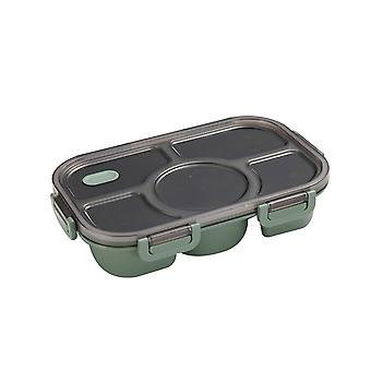 Homemiyn Bento Lunch Boxes - Reusable 5-compartment Food Containers For School, Work, And Travel