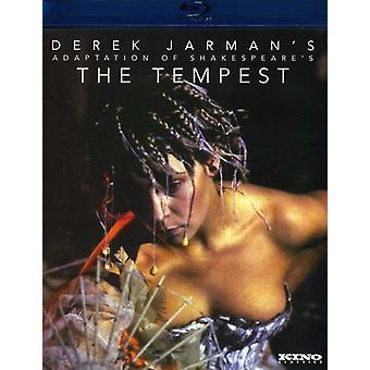 Derek Jarman's the Tempest [BLU-RAY] USA import