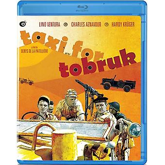 Taxi voor Tobruk (1960) [BLU-RAY] USA import