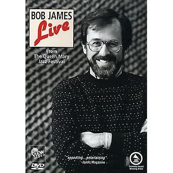 Bob James - Live [DVD] USA import