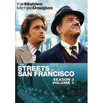 サンフランシスコの通り: Vol. 1 シーズン 3 【 DVD 】 アメリカ インポート