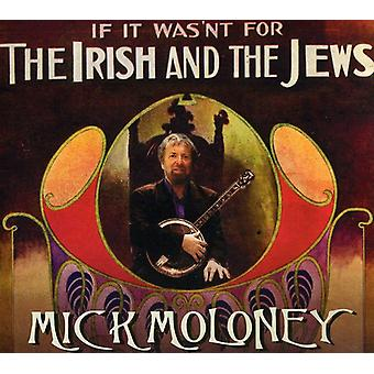 Mick Moloney - If It Wasnt for the Irish & the Jews [CD] USA import