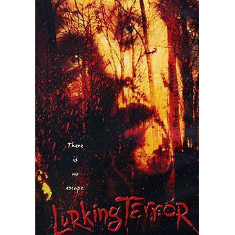Lurking Terror [DVD] USA import