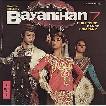 Bayanihan Philippine Dance Company - Bayanihan Philippine Dance Company: Vol. 7-Bayanihan [CD] USA import