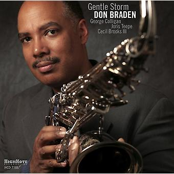 Don Braden - Gentle Storm [CD] USA import