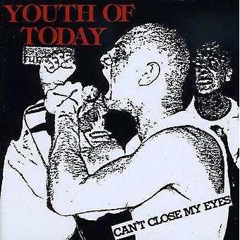 Youth of Today - Can't Close My Eyes [CD] USA import